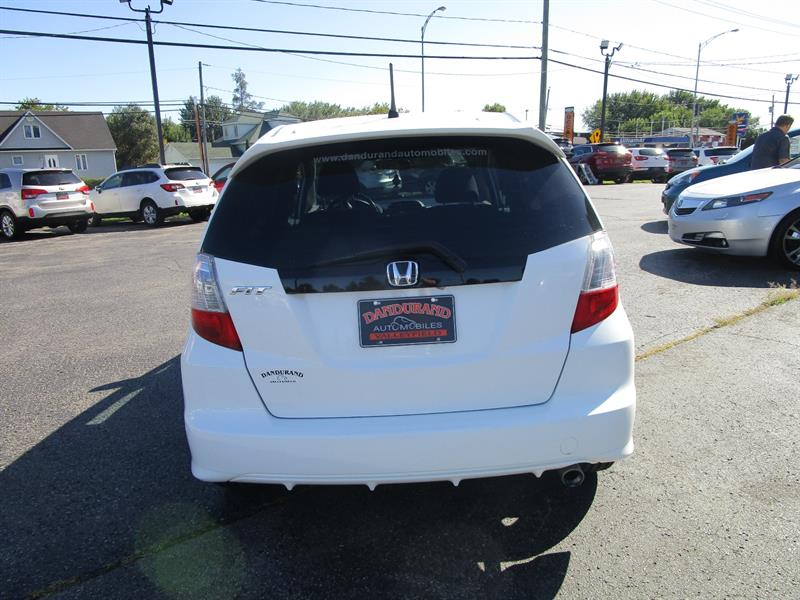 Honda Fit 7