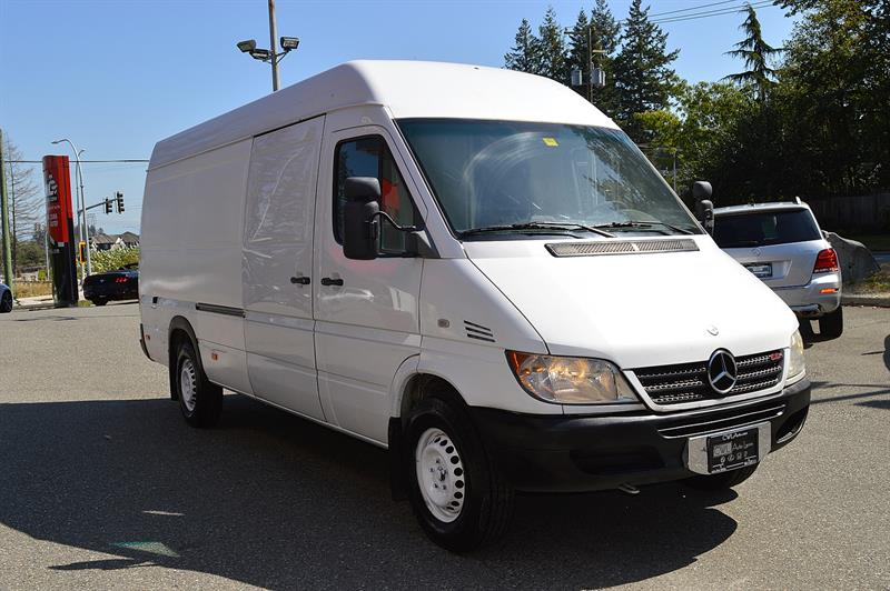 2003 Mercedes-Benz Sprinter Cargo Vans High Roof - NEW TIRES ! *$2,000 OFF* #CWL9286M