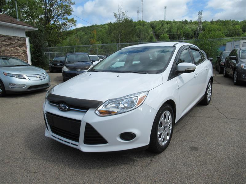 Ford Focus 2013 SE Berline 54 200 KM #19-386