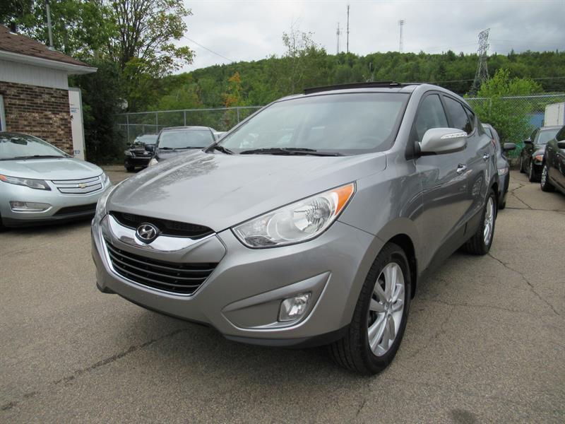 Hyundai Tucson 2012 Limited AWD #19-384