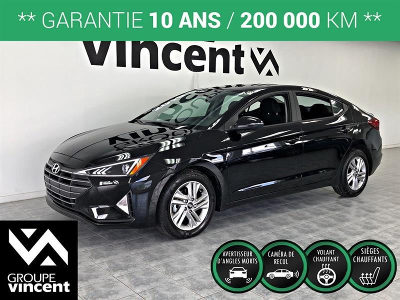 Hyundai Elantra 2019 PREFERRED ** GARANTIE 10 ANS ** #D-9133H (9)