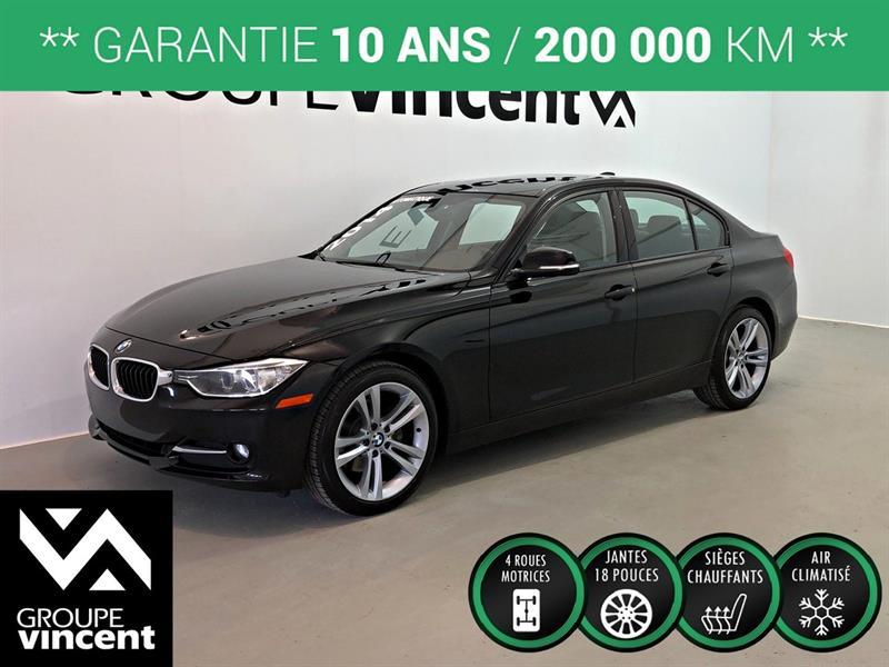 BMW 3 Series 2014 320i xDrive Sport pkg ** GARANTIE 10 ANS ** #4893AT