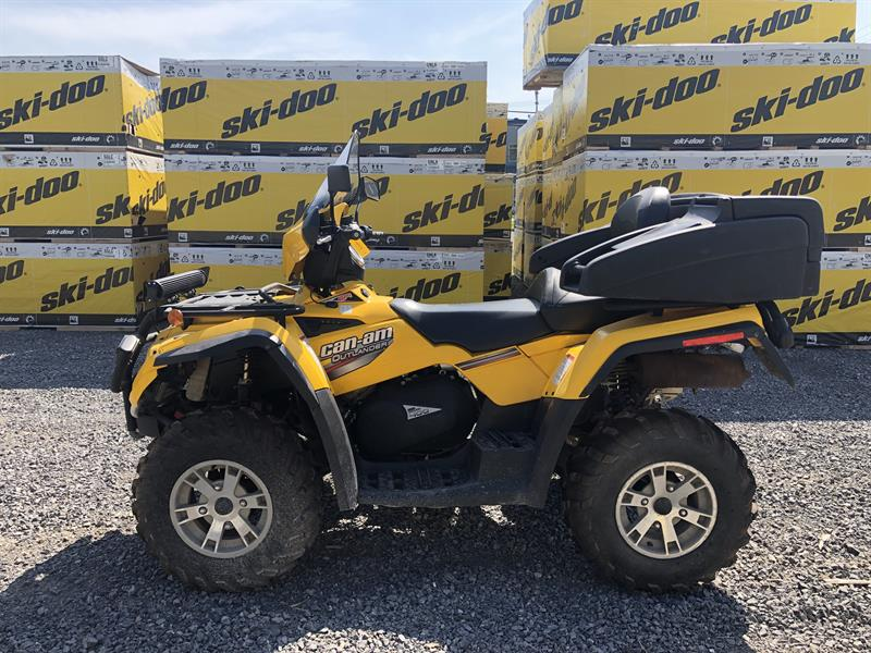 Can-am OUTLANDER MAX XT 400 2008