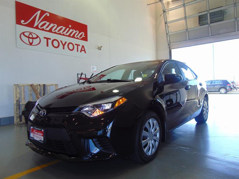 2014 Toyota Corolla LE #21380AXH