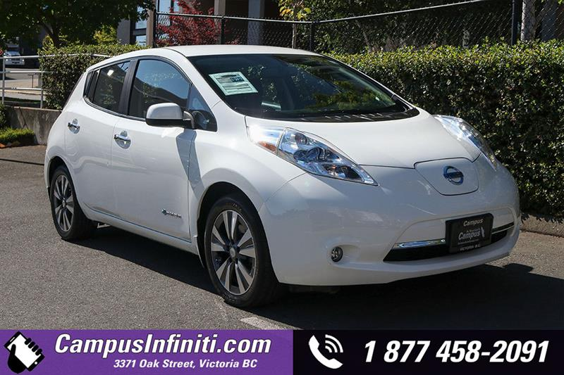 2015 Nissan Leaf SV FWD w/ Quick-Charge #9-F321A