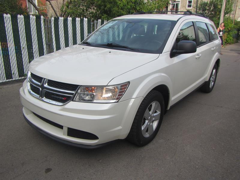 Dodge Journey 2013 EX- PAY WEEKLY $49 SEMAINE #SR2464 **614432