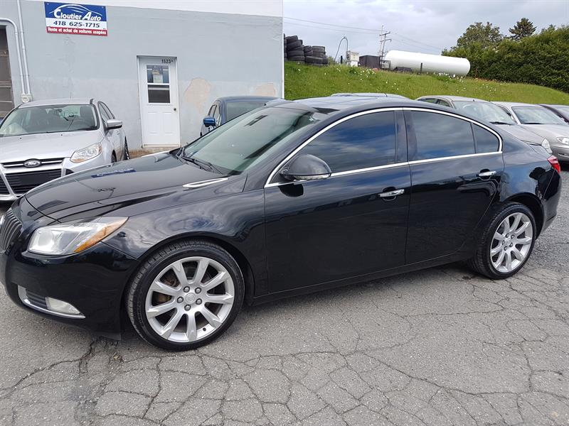 Buick Regal 2013 4dr Sdn Turbo Sport
