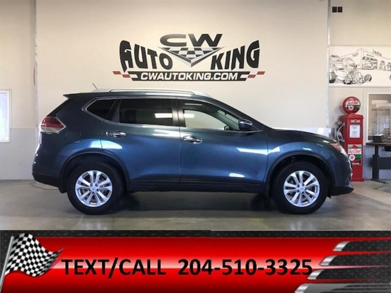 2014 Nissan Rogue SV / AWD / Pano Roof / Heated Seats/Rear Cam #20042480