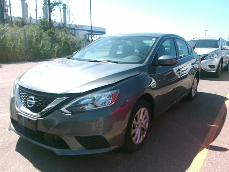 2018 Nissan Sentra SV *B.tooth/Back.Cam/Htd Seats/Roof #24067
