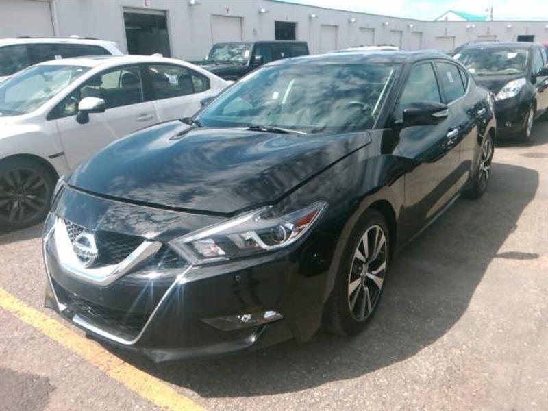 2017 Nissan Maxima Platinum *Navi/B.tooth/Htd Lthr/Pano Roof/V6 #24078