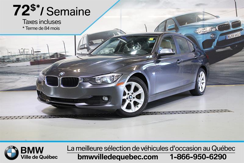 BMW 320 2014 xDrive Sedan (3C37) #U5541A