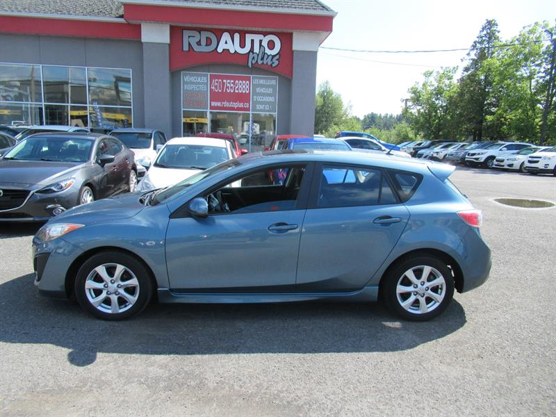 Mazda Mazda3 2010 4dr HB Sport GS 2.5L #10687