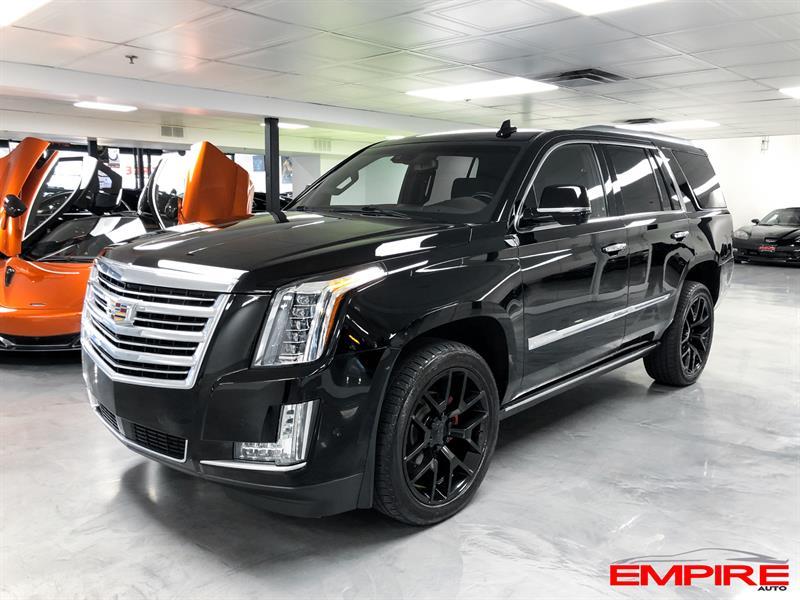 Cadillac Escalade 2017 PLATINUM   #A7291