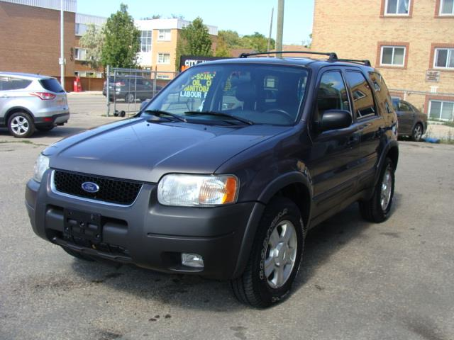 2003 Ford Escape  A.W.D. X L T  #1750