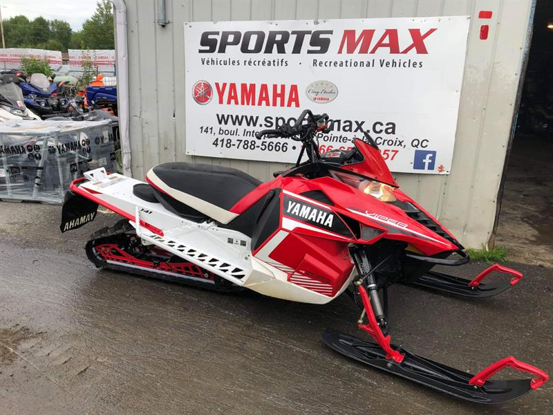 Yamaha SRViper M-TX 2016