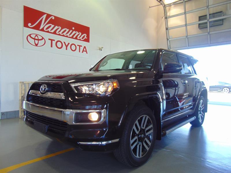 2017 Toyota 4Runner 4WD V6 Limited 5-Passenger #21626AX
