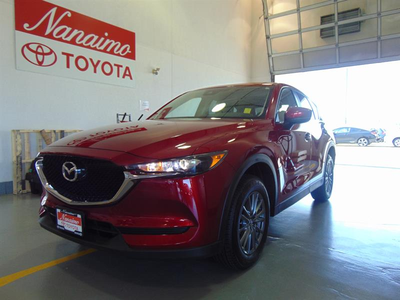 2018 Mazda CX-5 AWD GS #21396AX