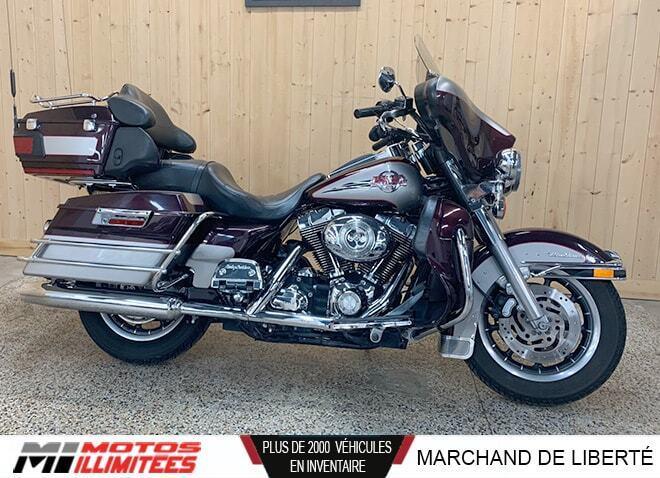 Harley Davidson FLHTCU Electra Glide 2007 Prix fin de saison #2396