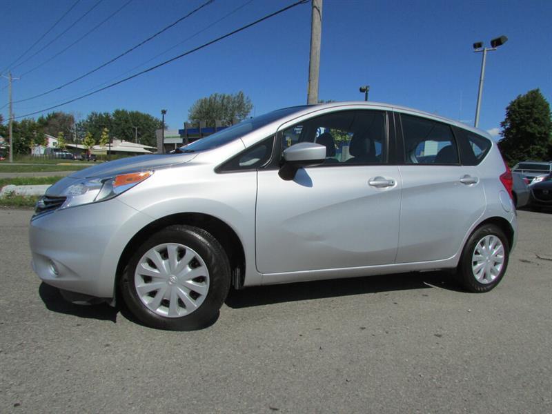 Nissan Versa Note 2015 1.6 SV A/C CRUISE CAM RECUL!! #4732