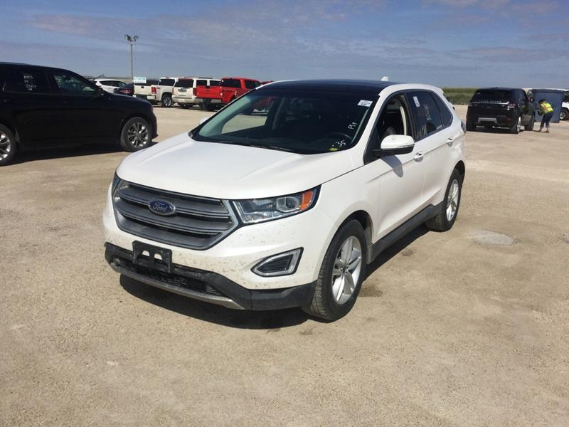 2017 Ford EDGE SEL *AWD/Navi/B.tooth/Htd Lthr/Pano Roof #24081