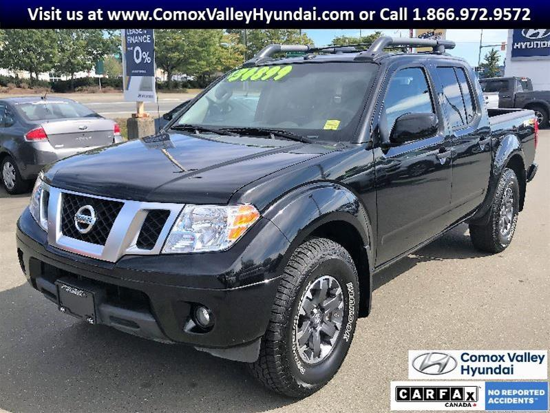 2019 Nissan Frontier Crew Cab PRO-4X 4x4 at #PH1136
