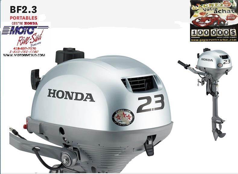 Honda 2.3DHSCHC 2019