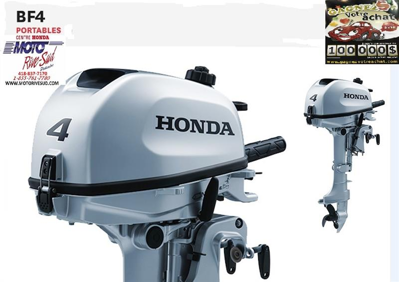 Honda 4AHLHNC 2019