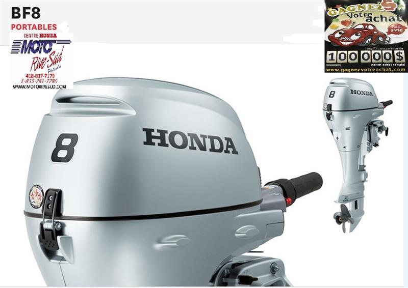 Honda 8DK3SHC 2019