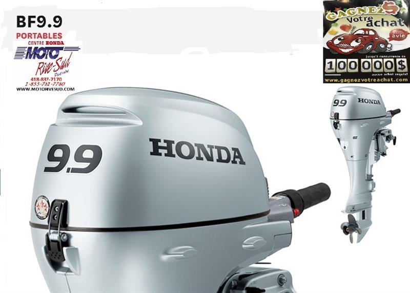 Honda 9.9DK3LHC 2019