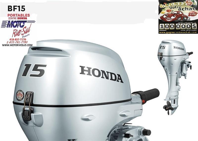 Honda 15DK3LHC 2019