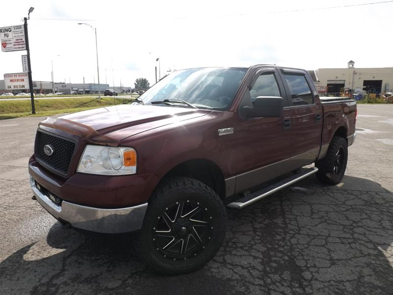 2005 Ford F-150 SuperCrew 139 XLT 4WD #1055151