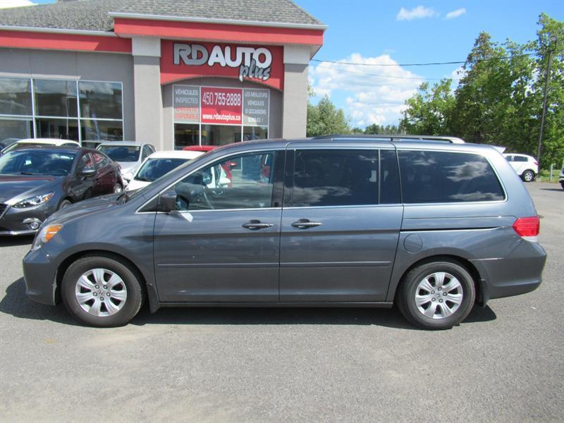 Honda Odyssey 2010 4dr Wgn SE w-RES #10688
