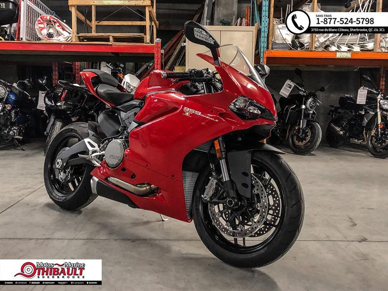 Ducati Panigale 2018