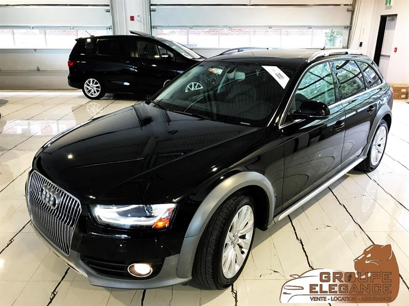 2015 Audi A4 allroad PANORAMIC ROOF PUSH START