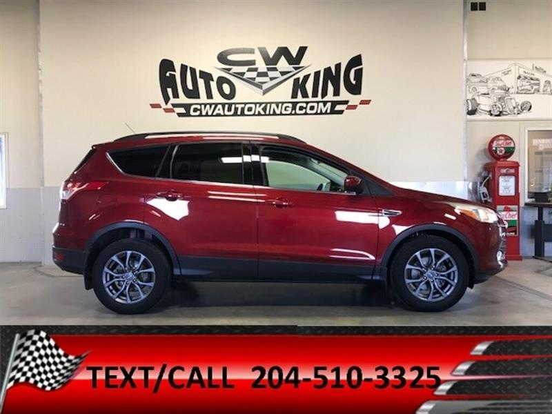 2014 Ford Escape SE/Nav/Rear Cam/Bluetooth/Heated Seats #20042478