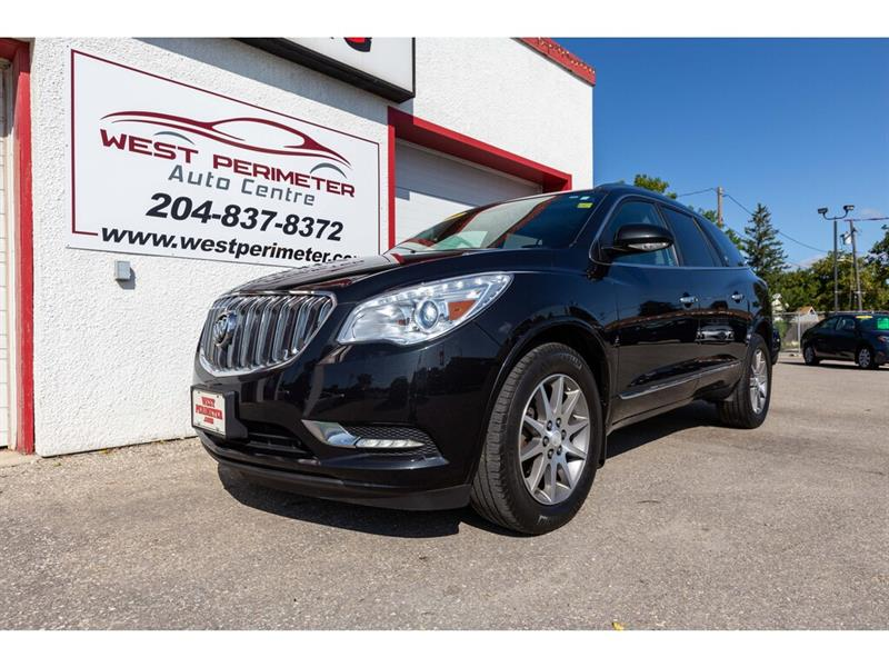 2015 Buick Enclave Leather*S/ROOF*NAV*7 PASSENGER #5612