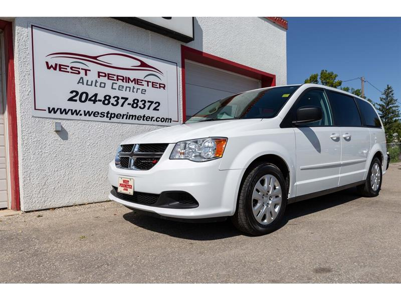2016 Dodge Grand Caravan SXT **Sto & Go*Rear A/C*B/Up Cam**Low kms.** #5615