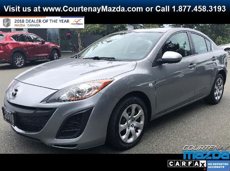 2010 Mazda 3 GS 5sp #P4936
