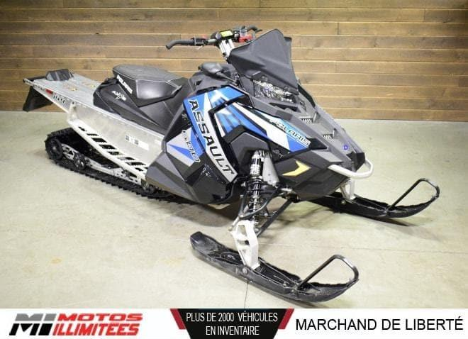 Polaris 600 Switchback Assault 144 2017