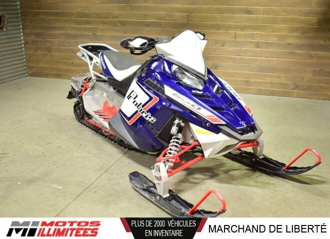 Polaris 800 Switchback Pro-R 2013