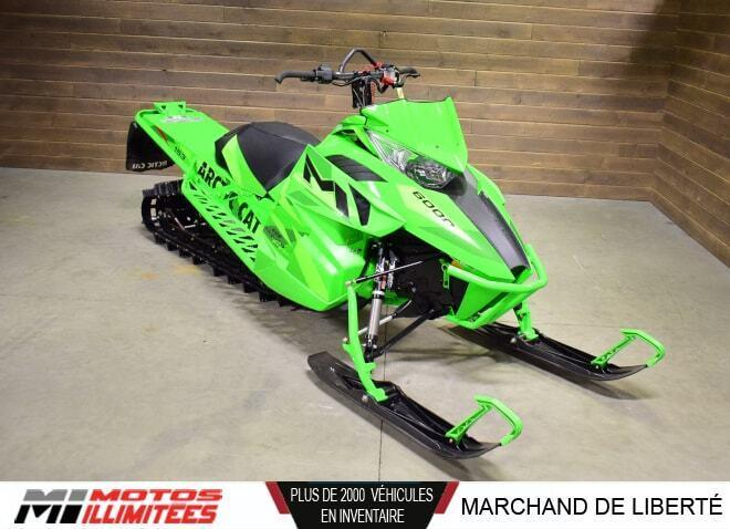 Arctic Cat M 6000 Limited 153 2016