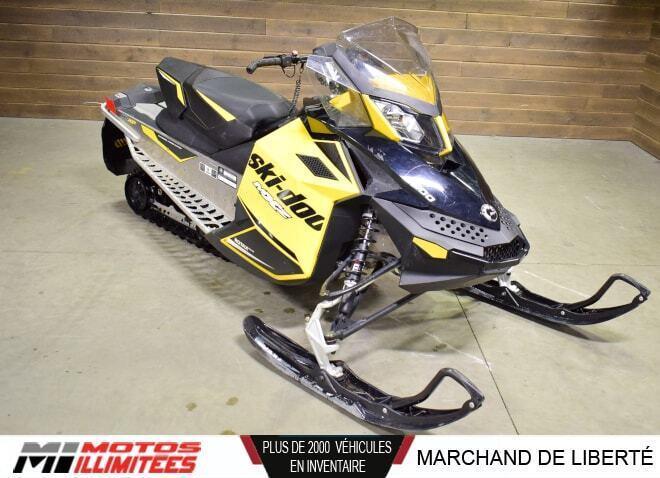 Ski-Doo MX Z Sport 600 2014