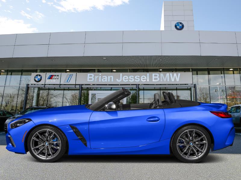 2020 BMW Z4 M40i Roadster #5719RX101731990