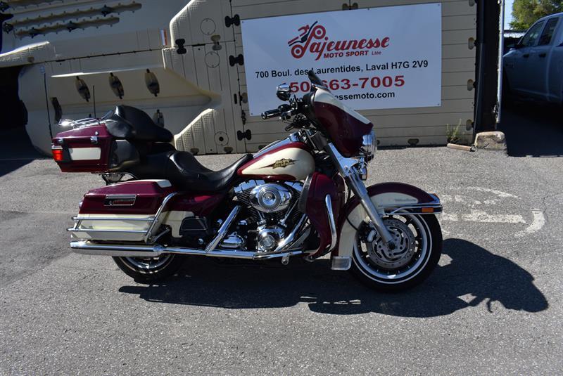 2007 Harley Davidson FLHTC ULTRA