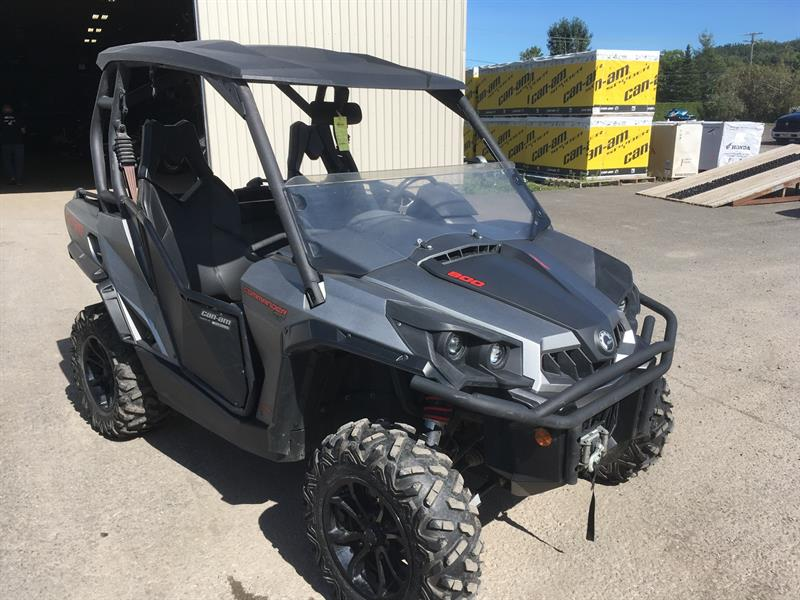 Can-am Commander 800R 2017