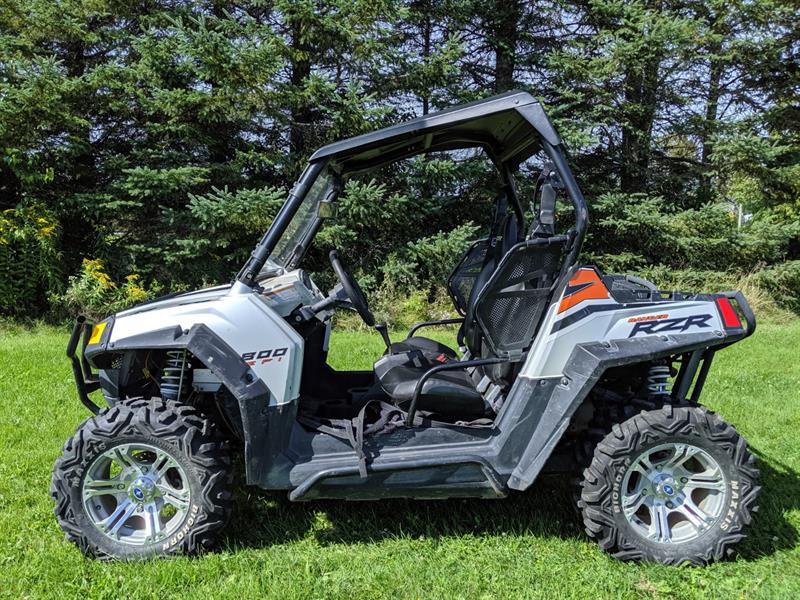 Polaris Ranger RZR 2010