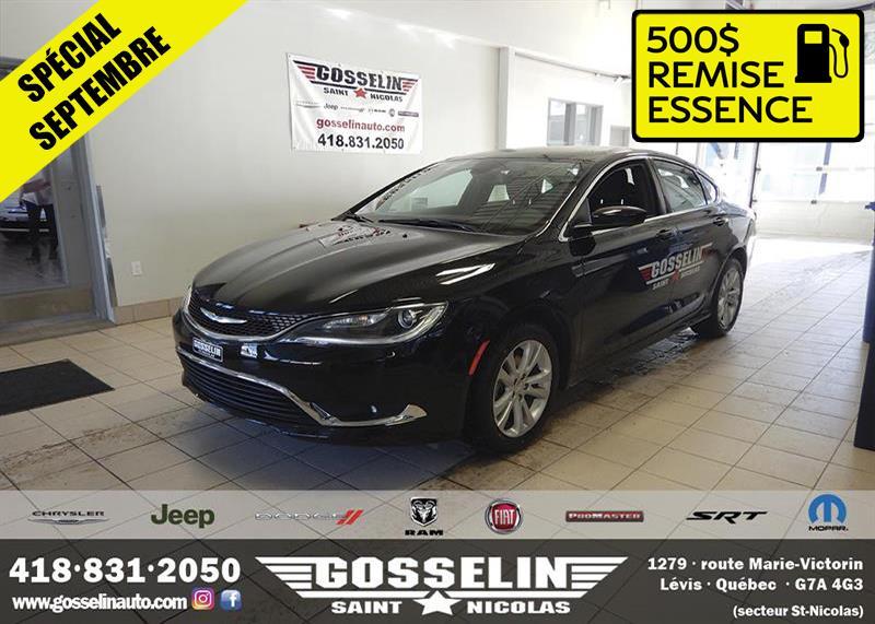 Chrysler 200 2016 Limited *NEUF* #C0150