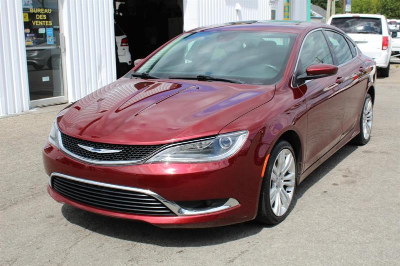 Chrysler 200 2015 LIMITED+TOIT+MAGS 18 #M0104