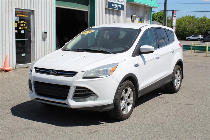 Ford Escape 2014 SE AWD, A/C, BLUETOOTH, CAMÉRA DE RECUL, #M0011