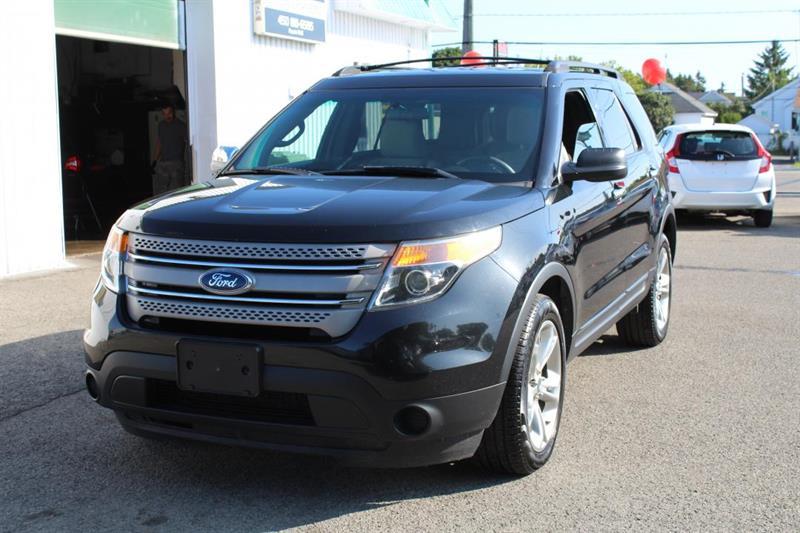 Ford Explorer 2011 4WD+V6+3.5L #M0094